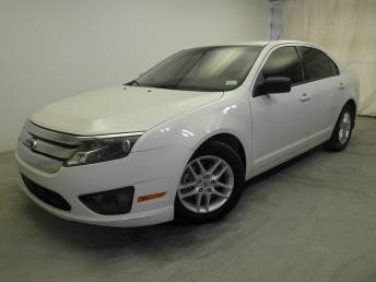 2012 Ford Fusion - 1050142928