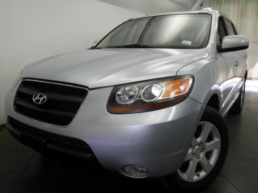 2007 Hyundai Santa Fe - 1050142933