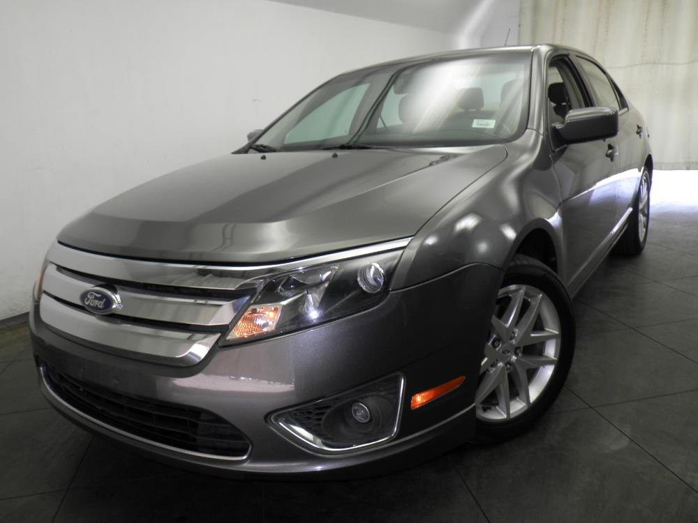 2011 Ford Fusion - 1050142978