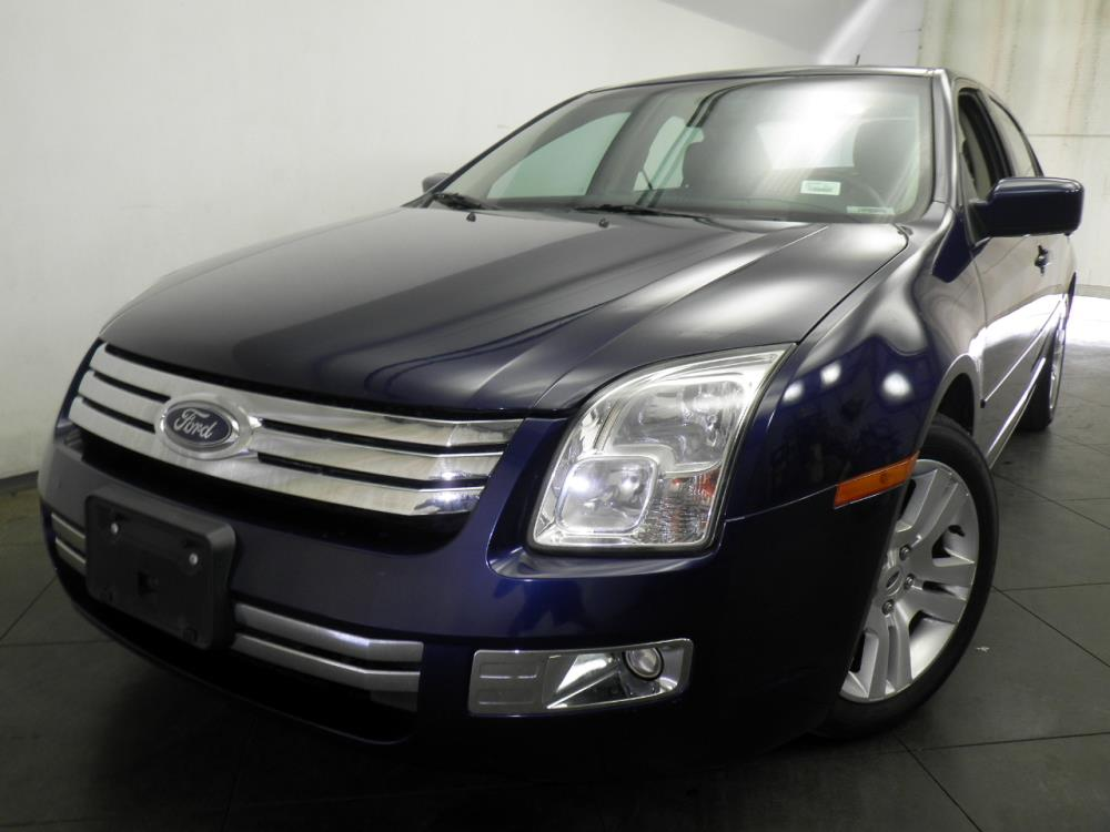 2007 Ford Fusion - 1050143069
