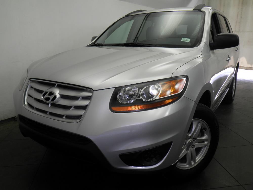 2011 Hyundai Santa Fe - 1050143120