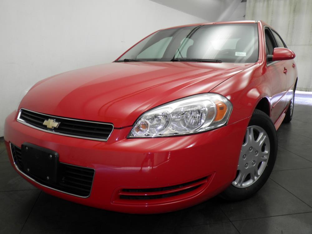 2009 Chevrolet Impala - 1050143122