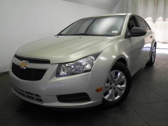 2012 Chevrolet Cruze - 1050143210