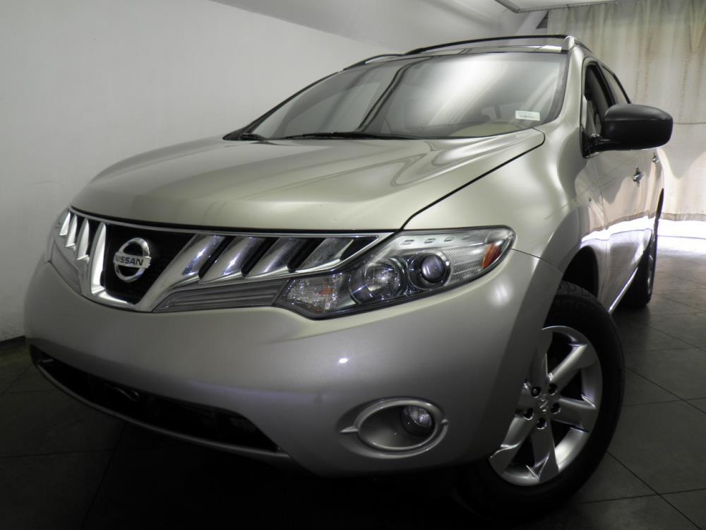 2010 Nissan Murano - 1050143228