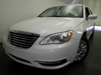 2014 Chrysler 200 - 1050143328