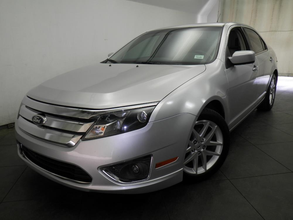 2012 Ford Fusion - 1050143411
