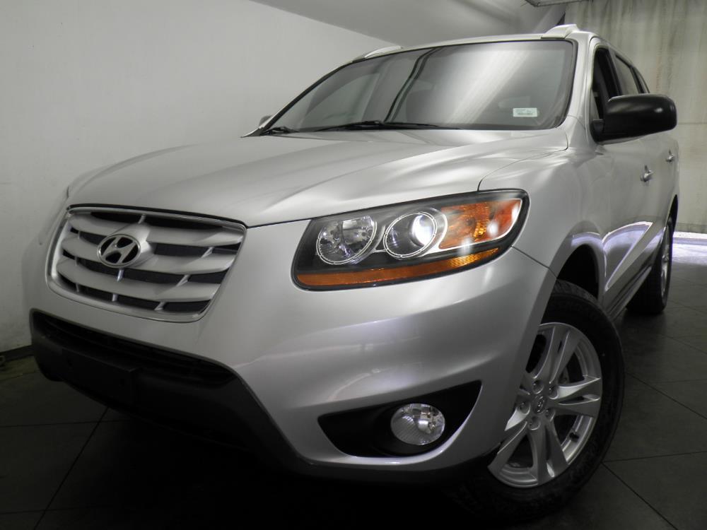 2011 Hyundai Santa Fe - 1050143422