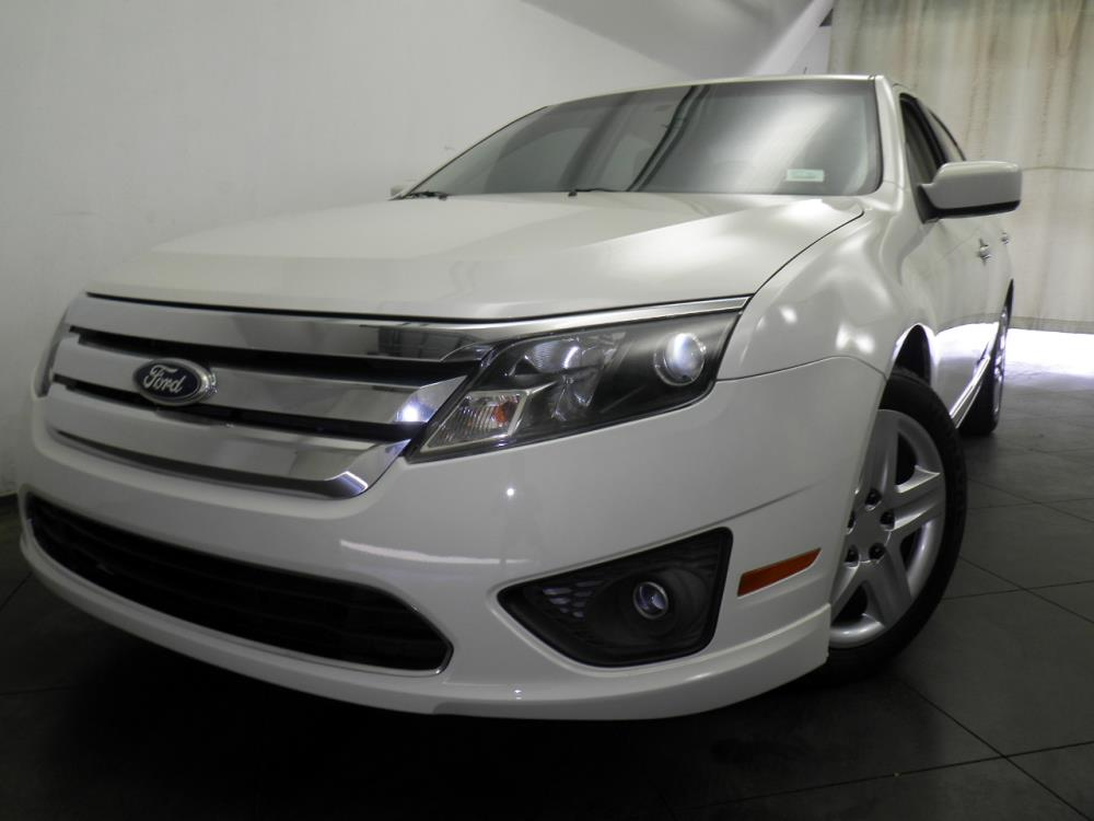 2011 Ford Fusion - 1050143441