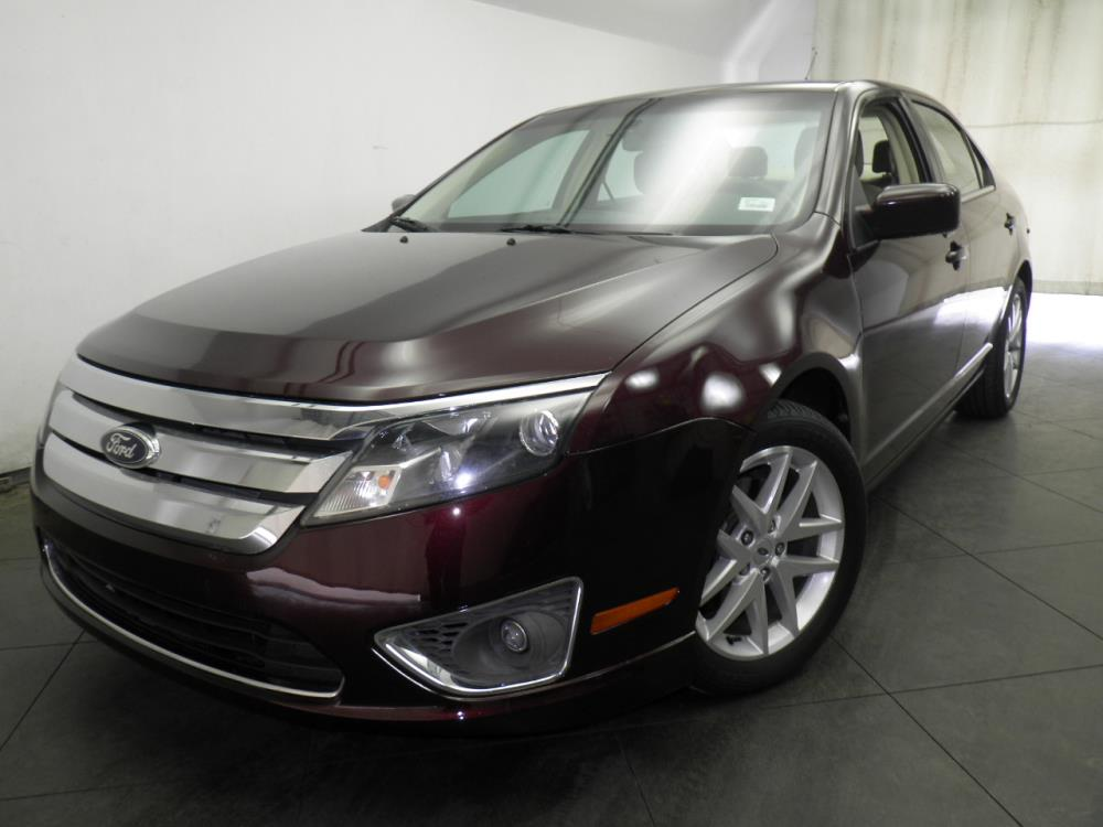 2012 Ford Fusion - 1050143494