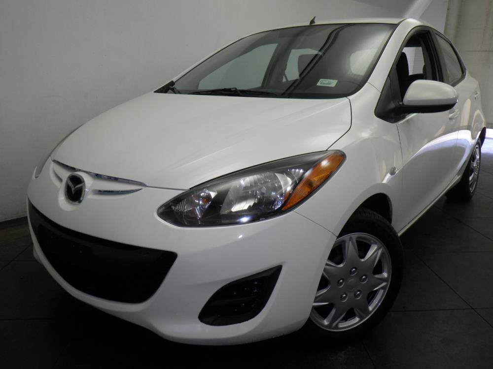 2012 Mazda Mazda2 - 1050143502