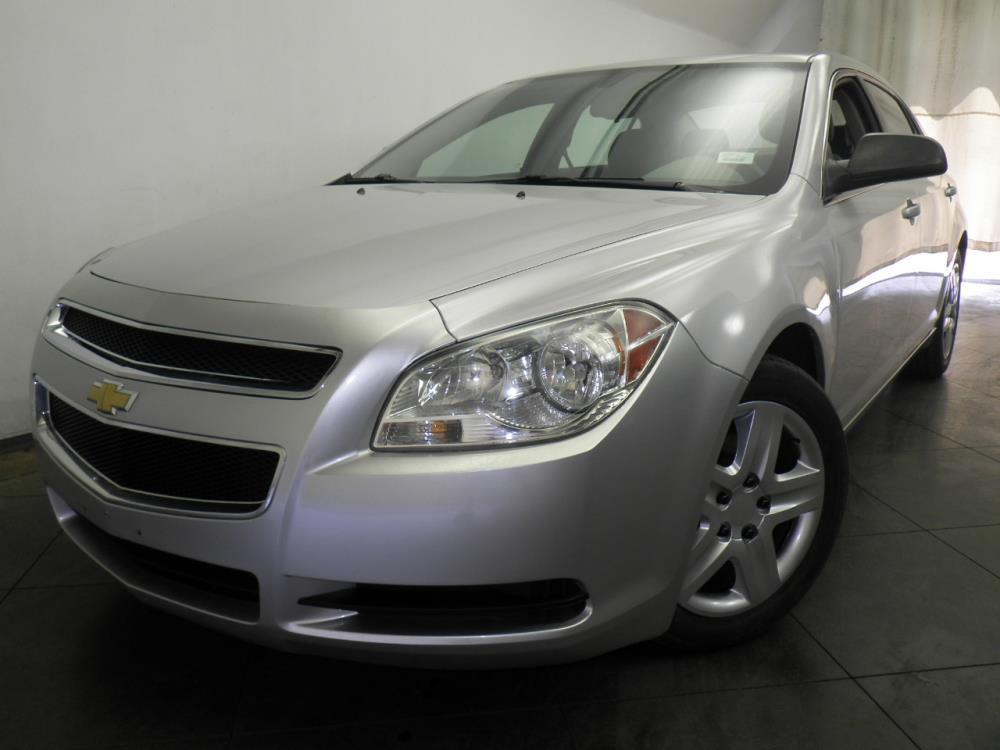 2012 Chevrolet Malibu - 1050143525