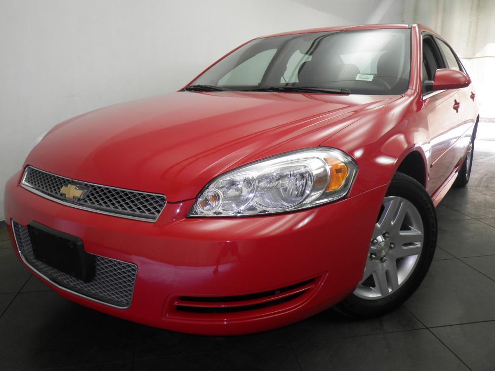 2013 Chevrolet Impala - 1050143554