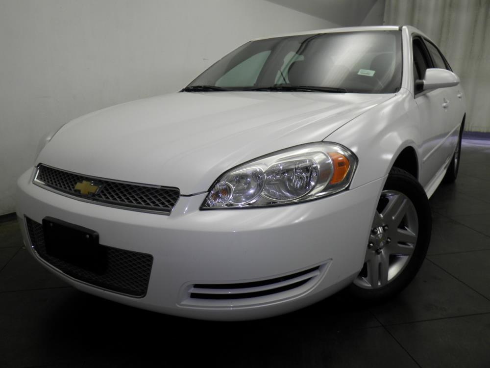 2013 Chevrolet Impala - 1050143559