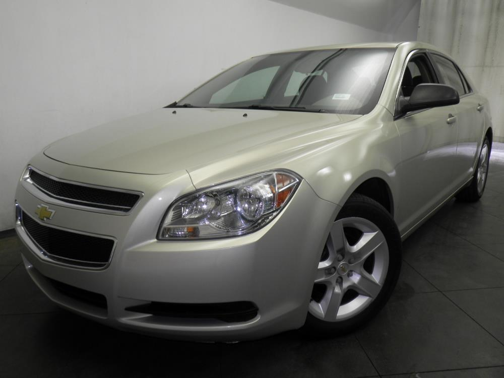 2010 Chevrolet Malibu - 1050143626