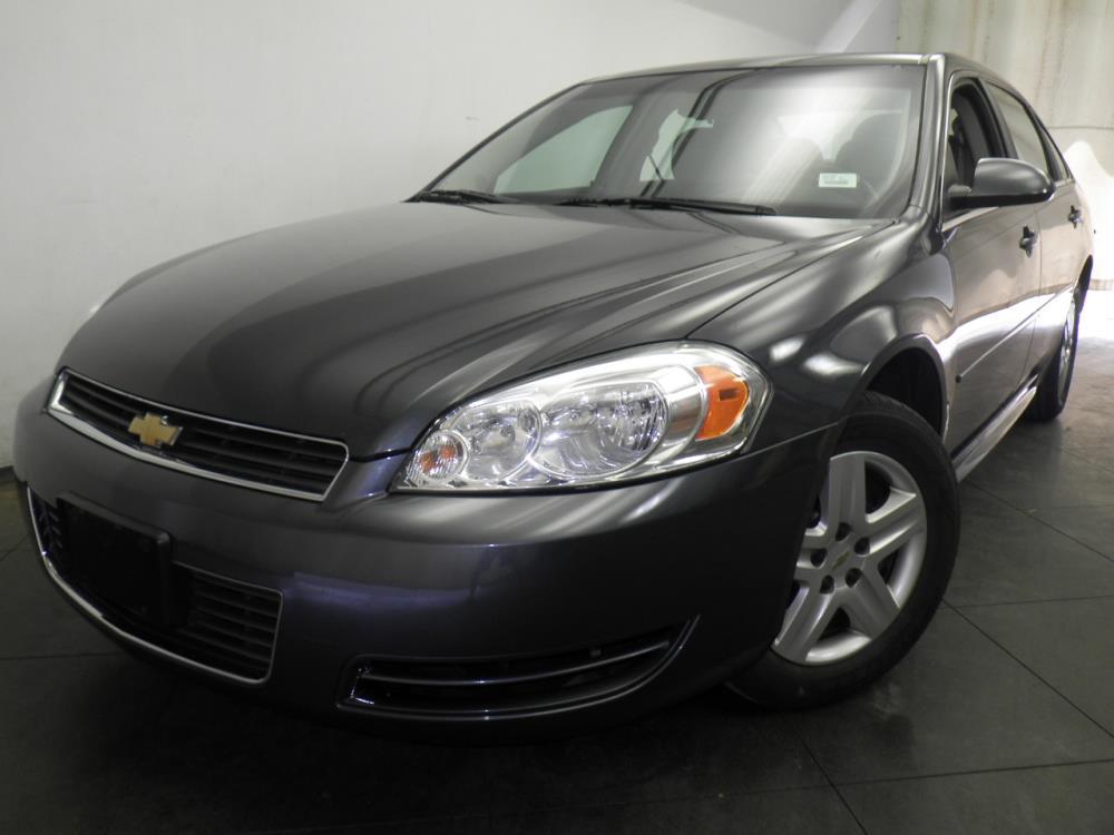 2011 Chevrolet Impala - 1050143637
