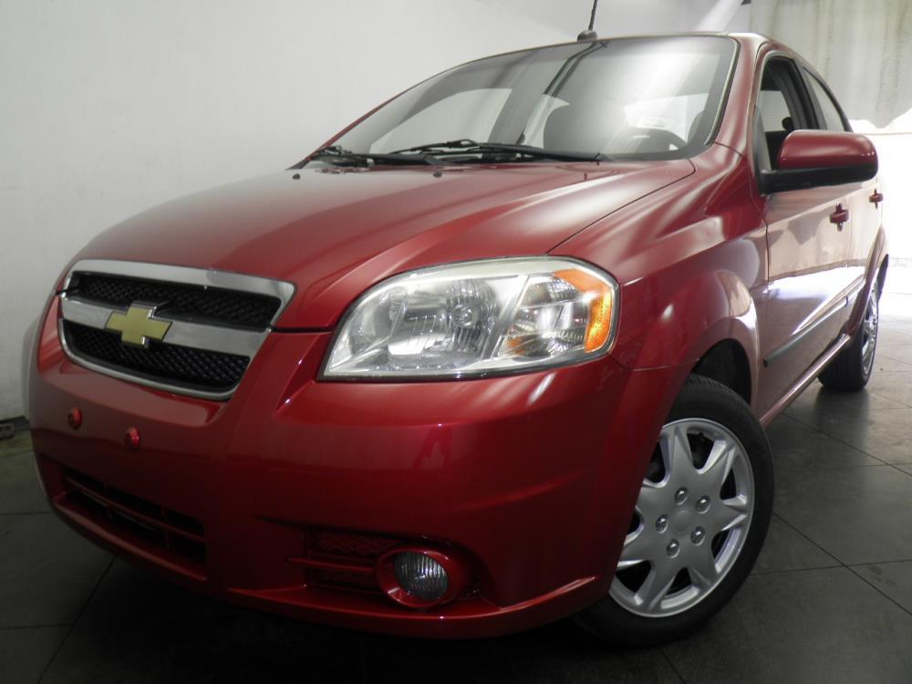 2011 Chevrolet Aveo - 1050143643