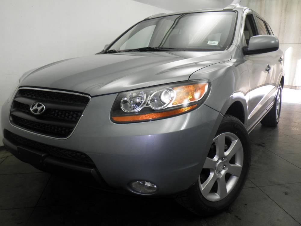 2008 Hyundai Santa Fe - 1050143689