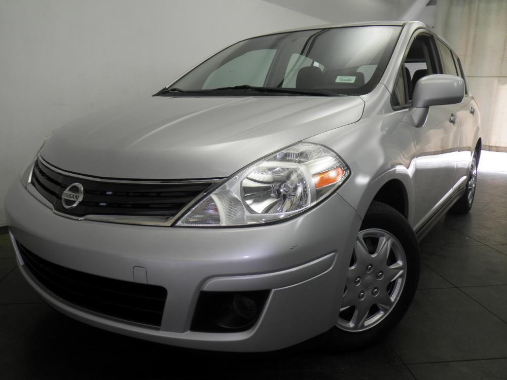2012 Nissan Versa - 1050143710