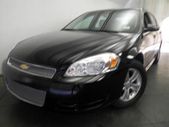 2013 Chevrolet Impala - 1050143805