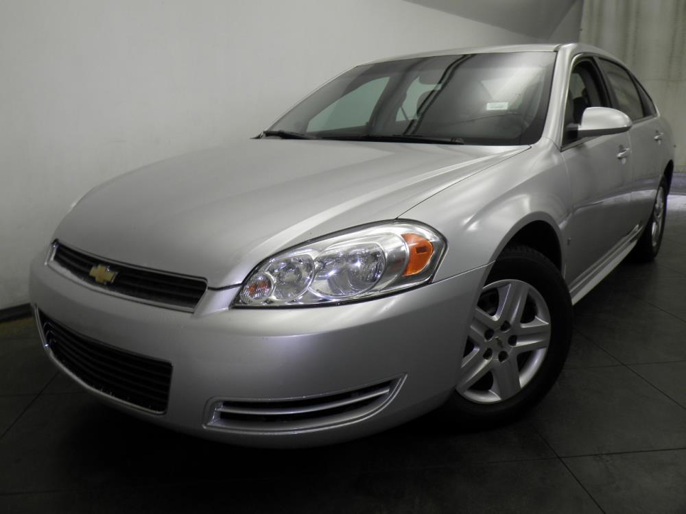 2010 Chevrolet Impala - 1050143843