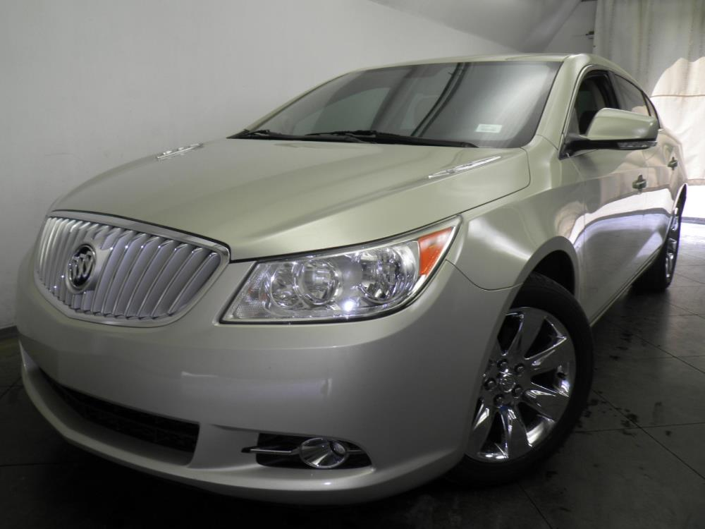 2011 Buick LaCrosse - 1050143873