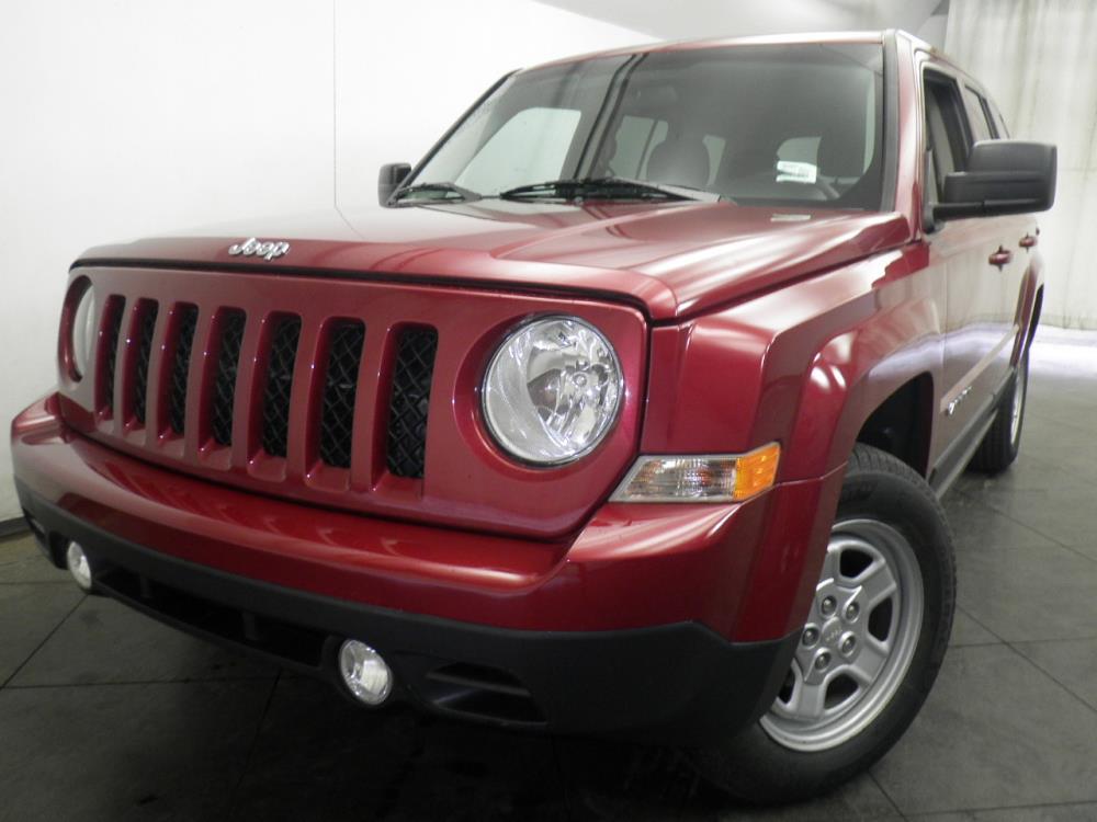 2014 Jeep Patriot - 1050143914