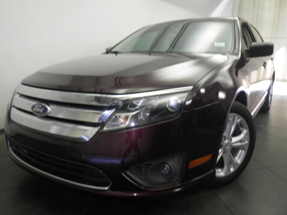 2012 Ford Fusion - 1050143971
