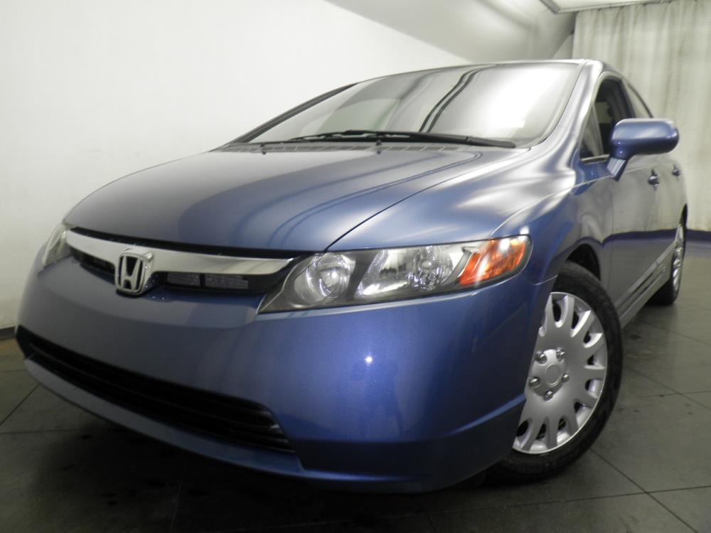 2008 Honda Civic - 1050144031