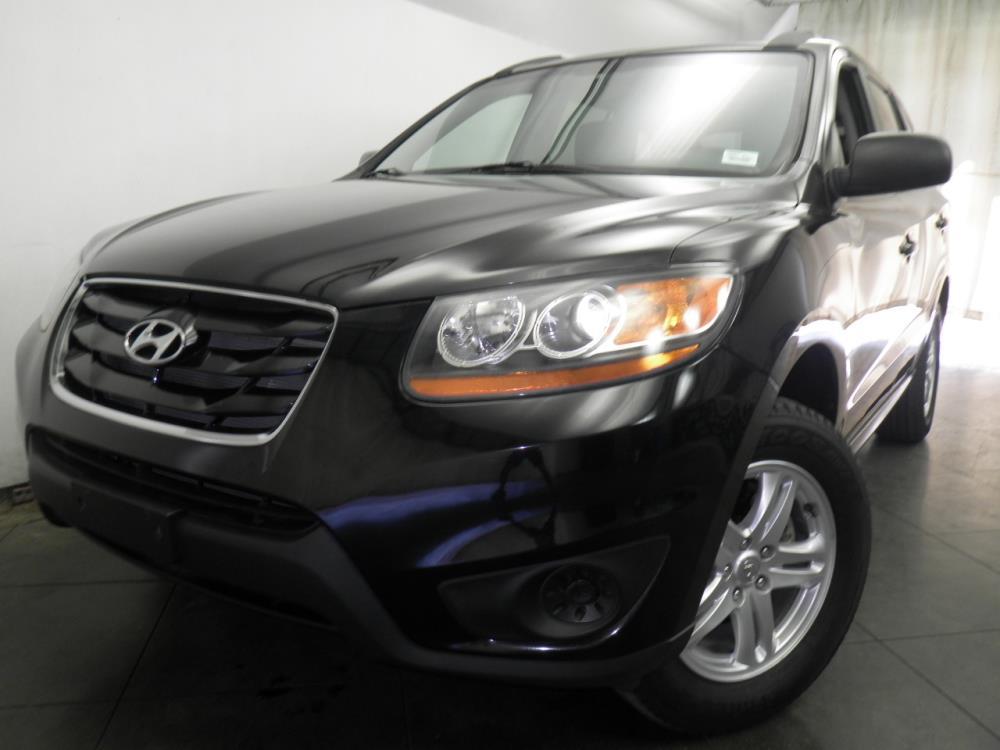 2011 Hyundai Santa Fe - 1050144052
