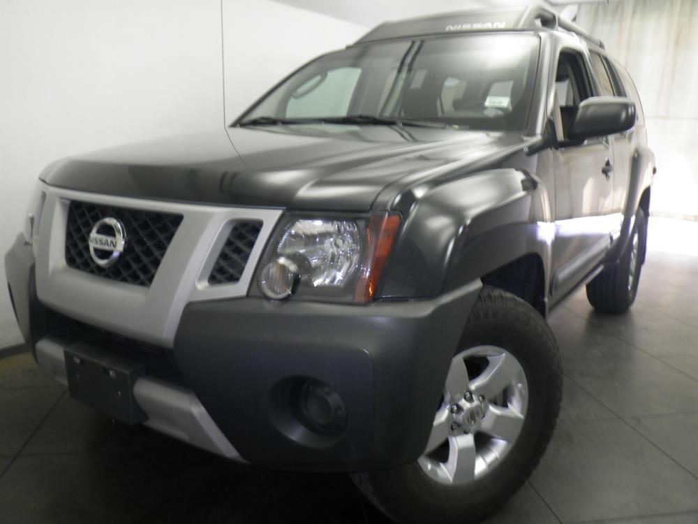 2011 Nissan Xterra - 1050144095