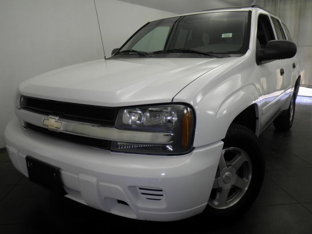 2006 Chevrolet TrailBlazer - 1050144108