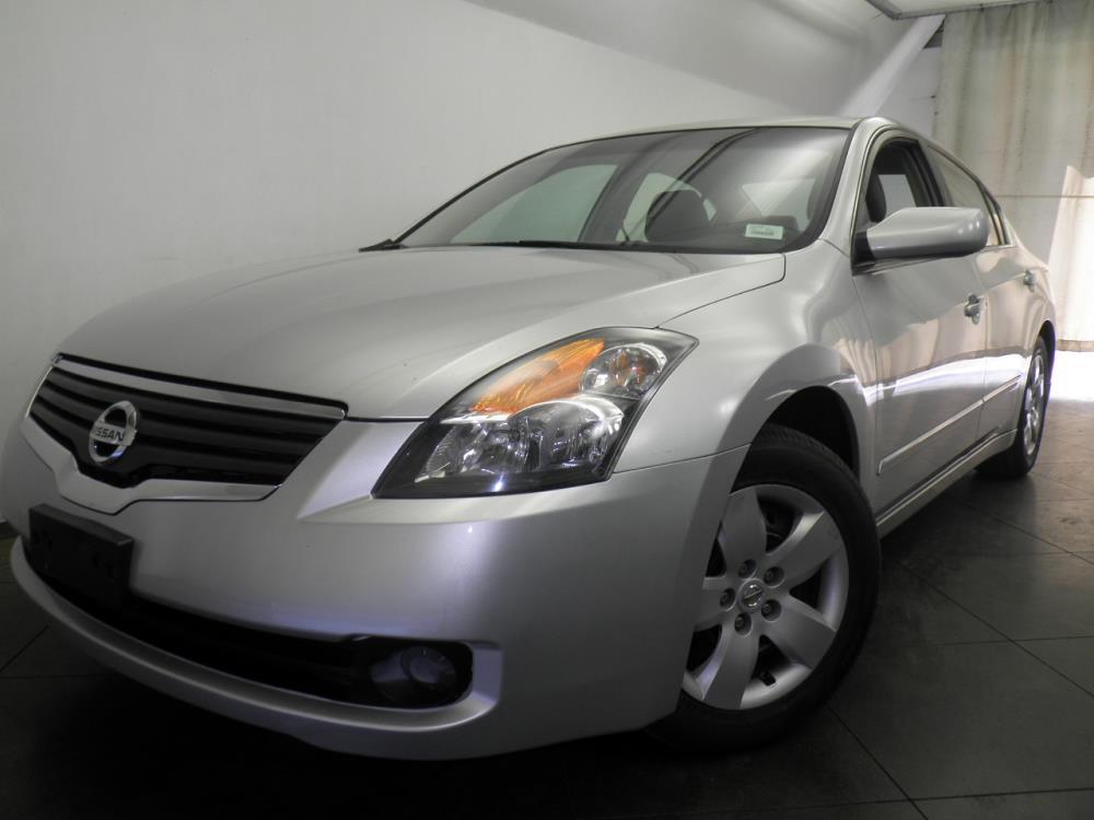 2007 Nissan Altima - 1050144124