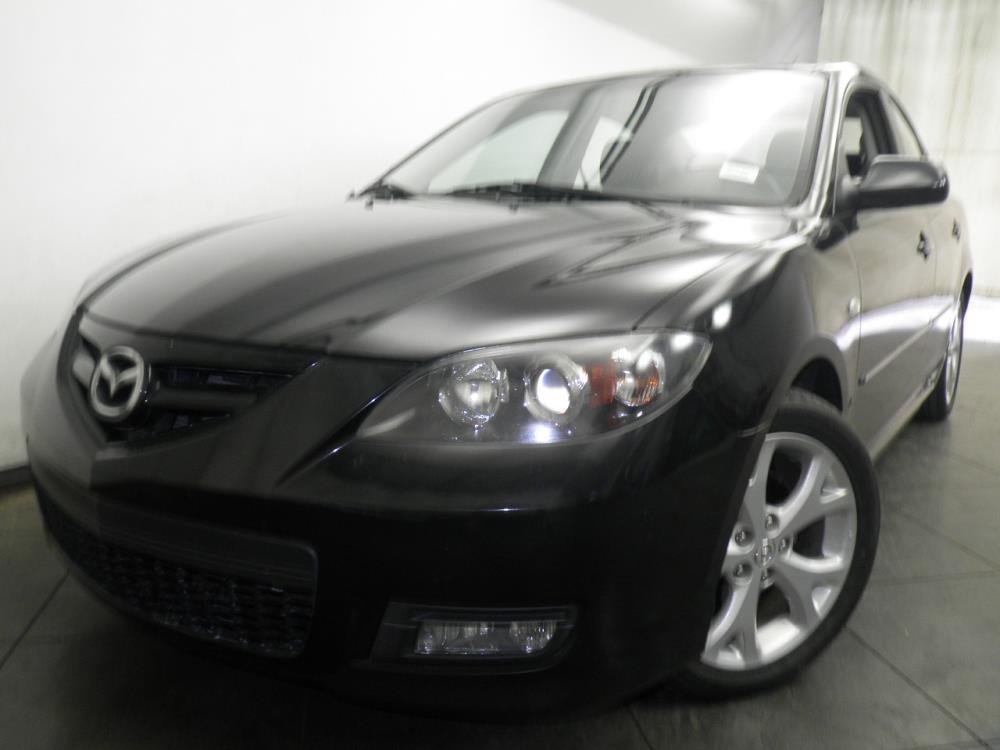 2009 Mazda Mazda3 - 1050144125