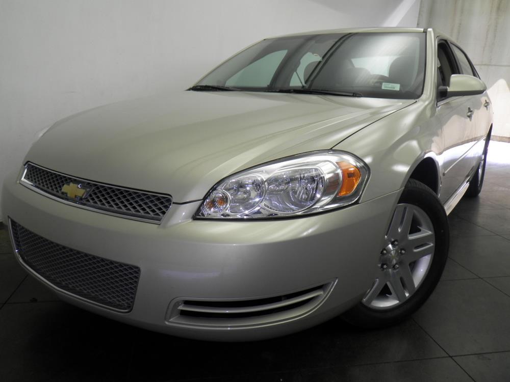 2012 Chevrolet Impala - 1050144271