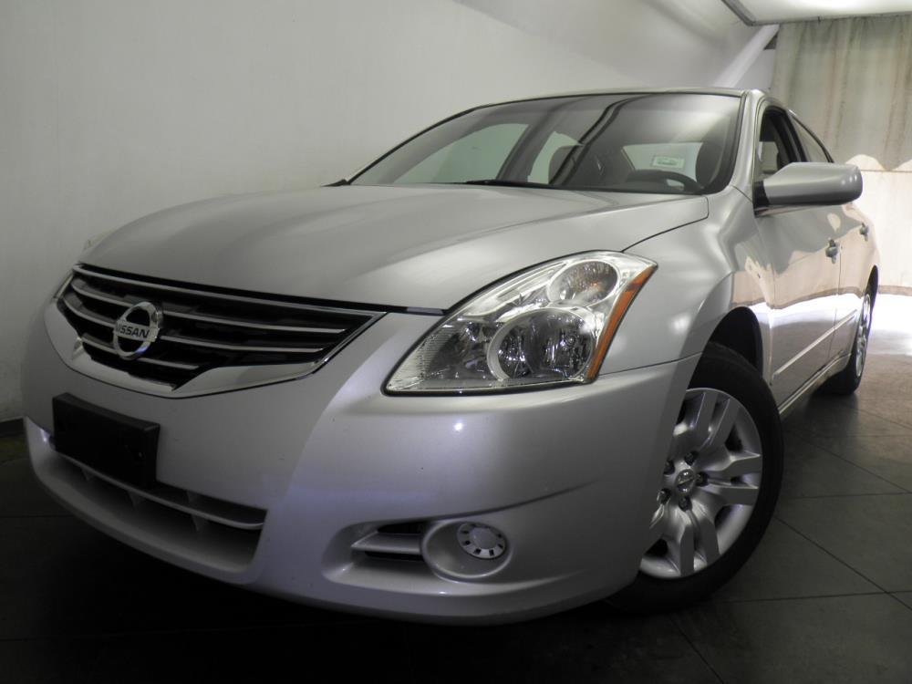 2012 Nissan Altima - 1050144326