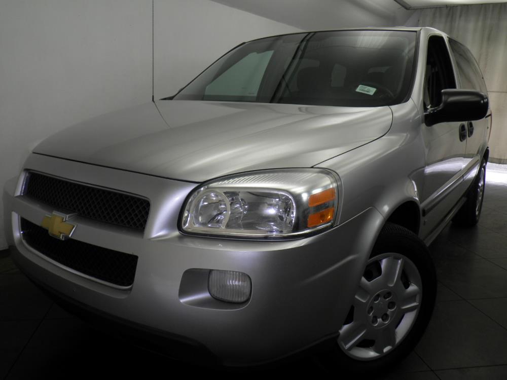 2008 Chevrolet Uplander - 1050144345
