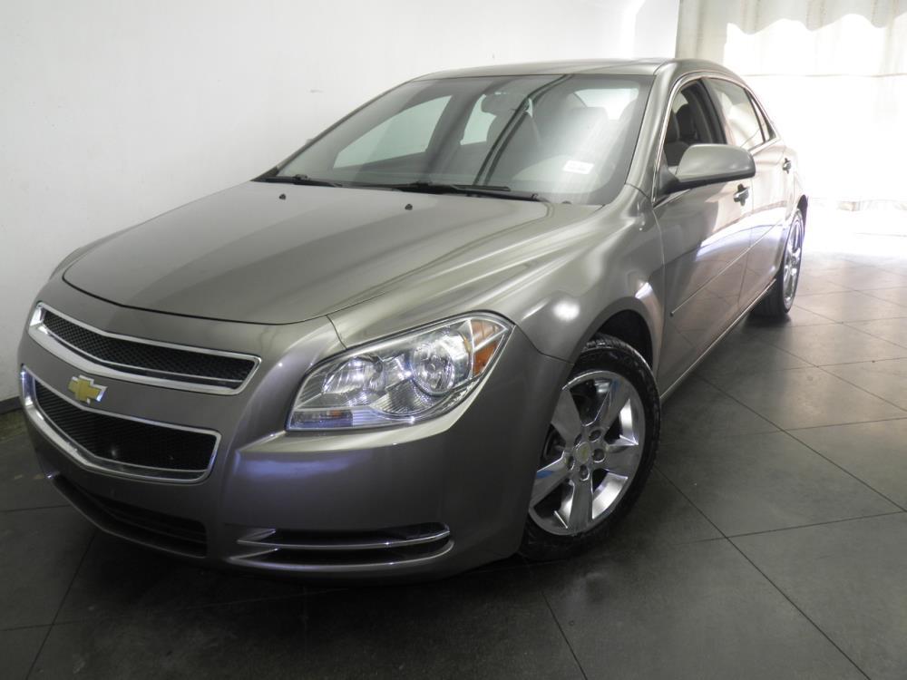2012 Chevrolet Malibu - 1050144346