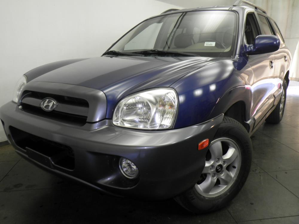 2006 Hyundai Santa Fe - 1050144359