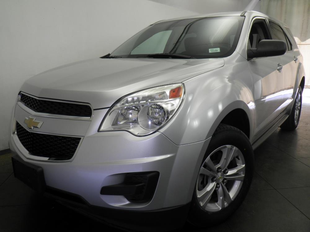 2013 Chevrolet Equinox - 1050144401