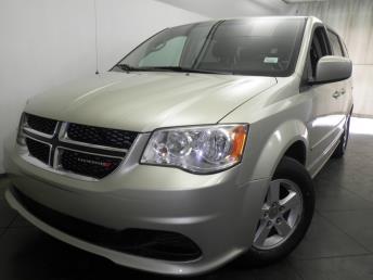 2013 Dodge Grand Caravan - 1050144406