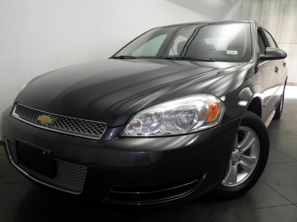 2013 Chevrolet Impala - 1050144409