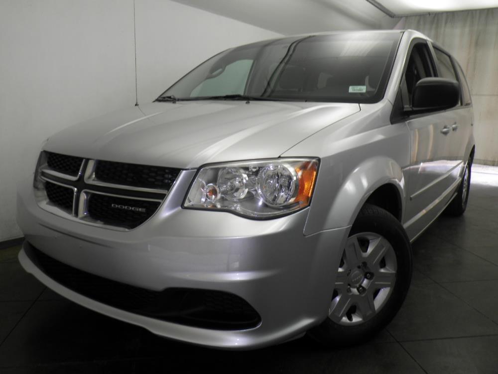 2012 Dodge Grand Caravan - 1050144413