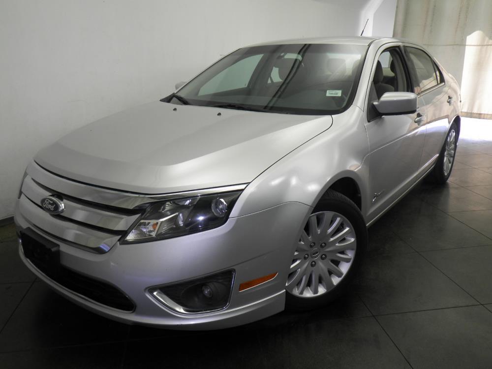 2011 Ford Fusion Hybrid - 1050144437