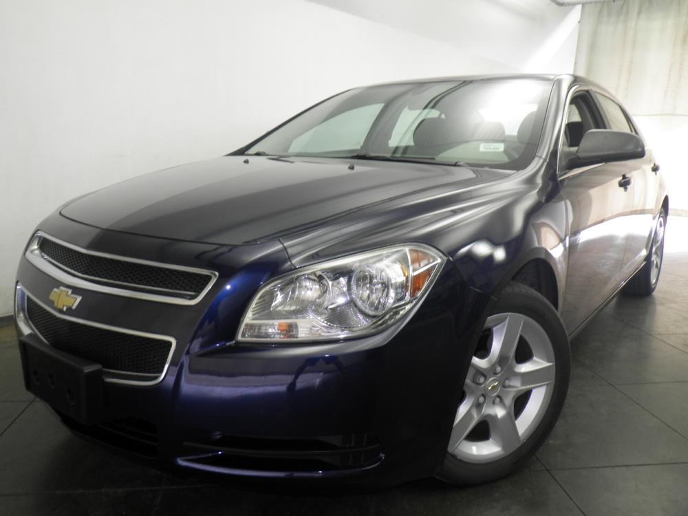 2011 Chevrolet Malibu - 1050144438
