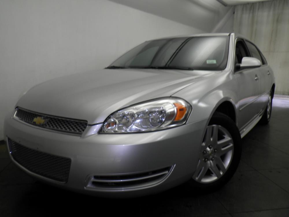 2012 Chevrolet Impala - 1050144475