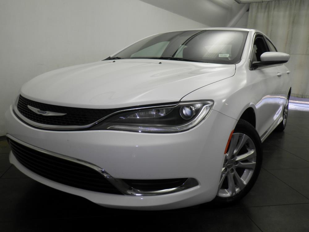 2015 Chrysler 200 - 1050144526