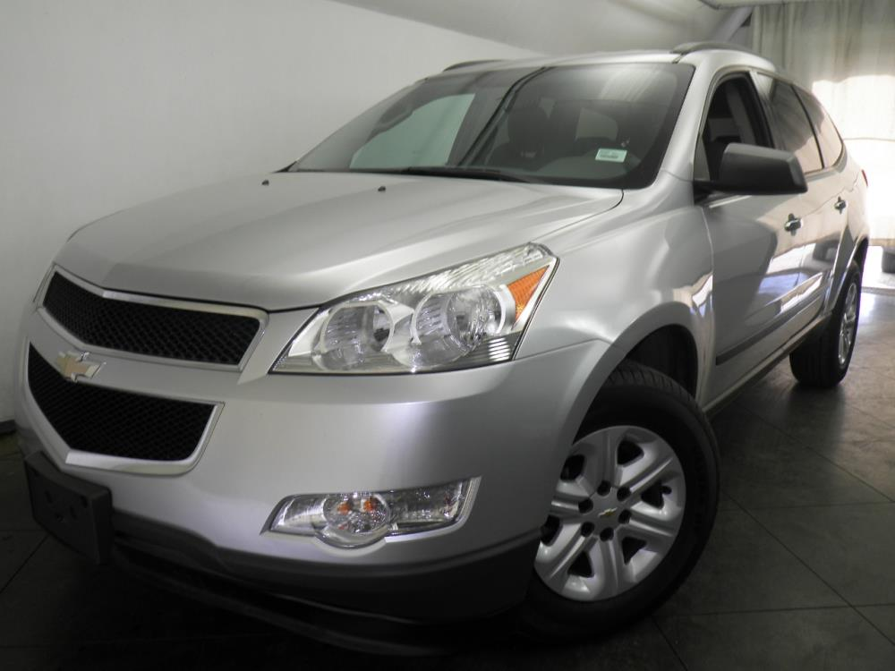 2011 Chevrolet Traverse - 1050144552