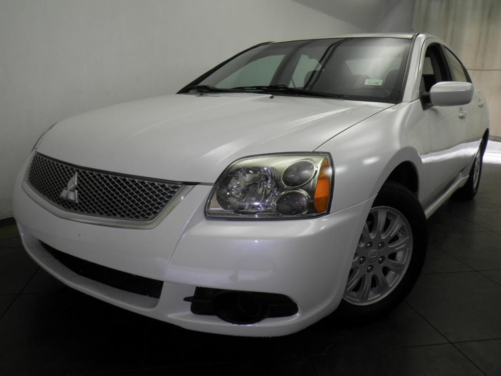 2012 Mitsubishi Galant - 1050144590