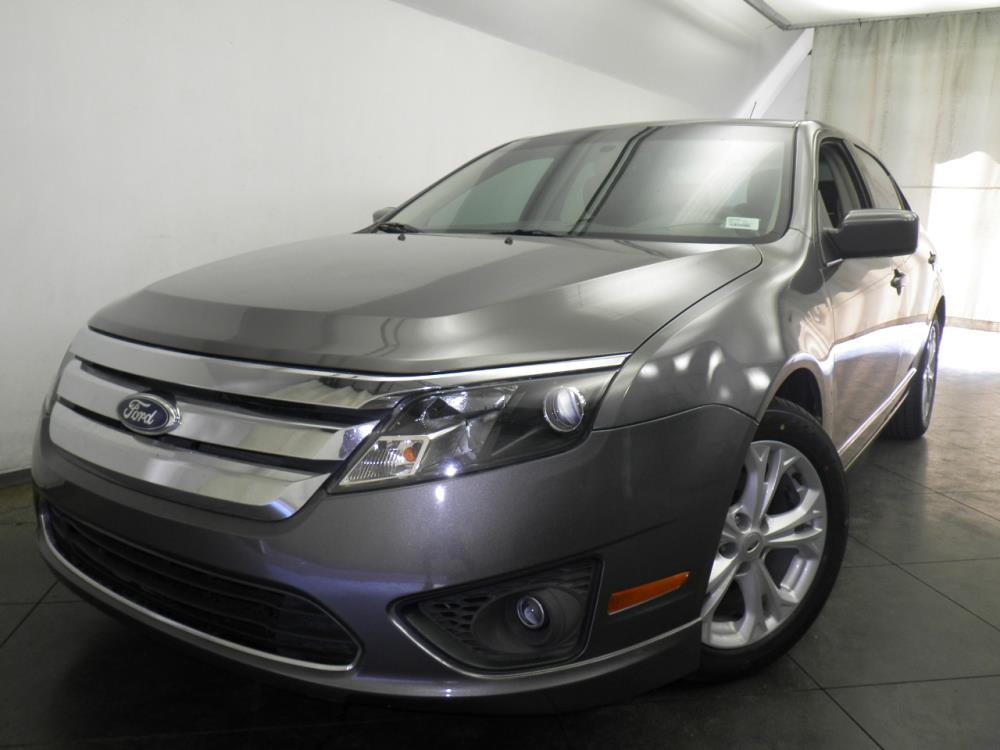 2012 Ford Fusion - 1050144650