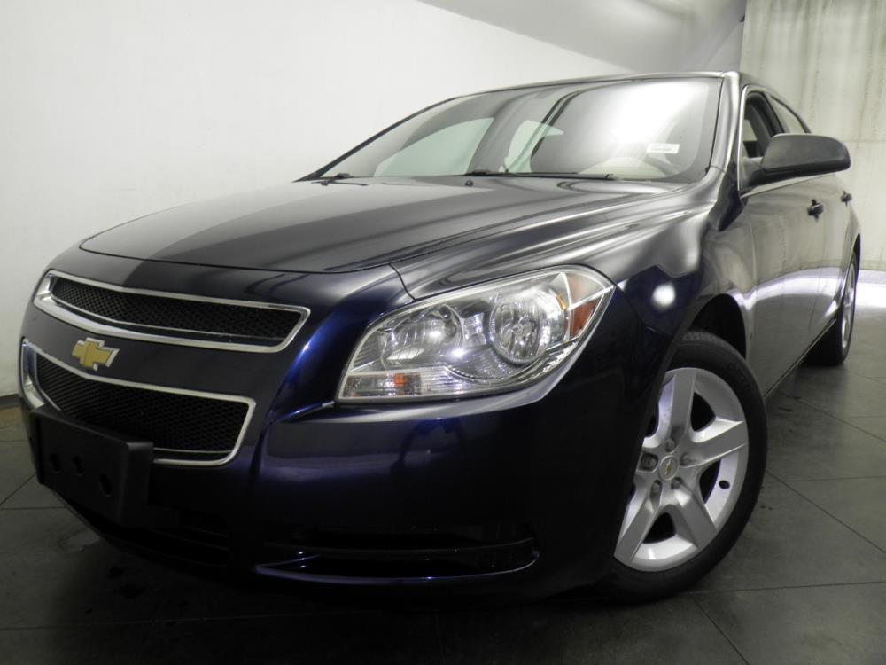 2011 Chevrolet Malibu - 1050144673